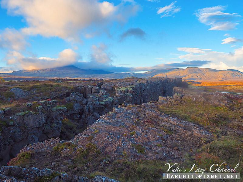 辛格韋德利國家公園 Þingvellir6