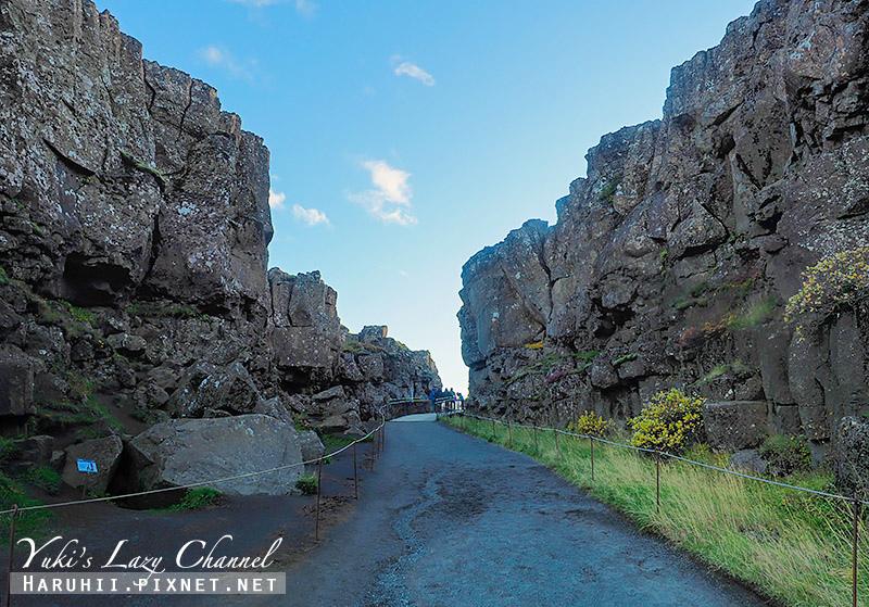 辛格韋德利國家公園 Þingvellir8