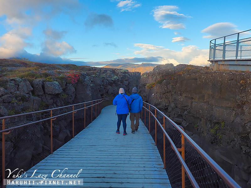 辛格韋德利國家公園 Þingvellir7