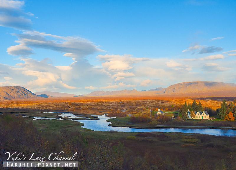 辛格韋德利國家公園 Þingvellir9