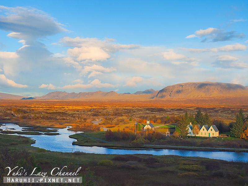 辛格韋德利國家公園 Þingvellir10
