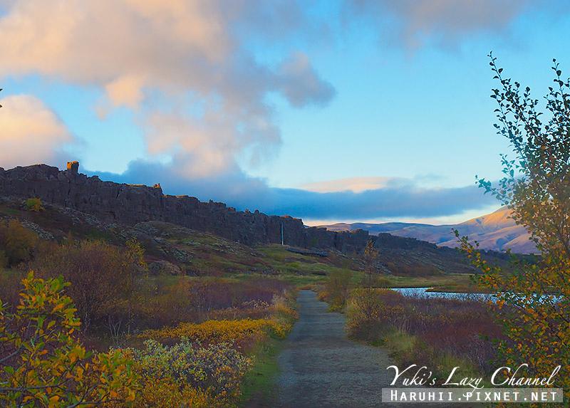 辛格韋德利國家公園 Þingvellir12