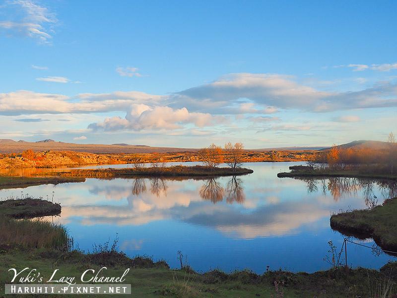 辛格韋德利國家公園 Þingvellir14