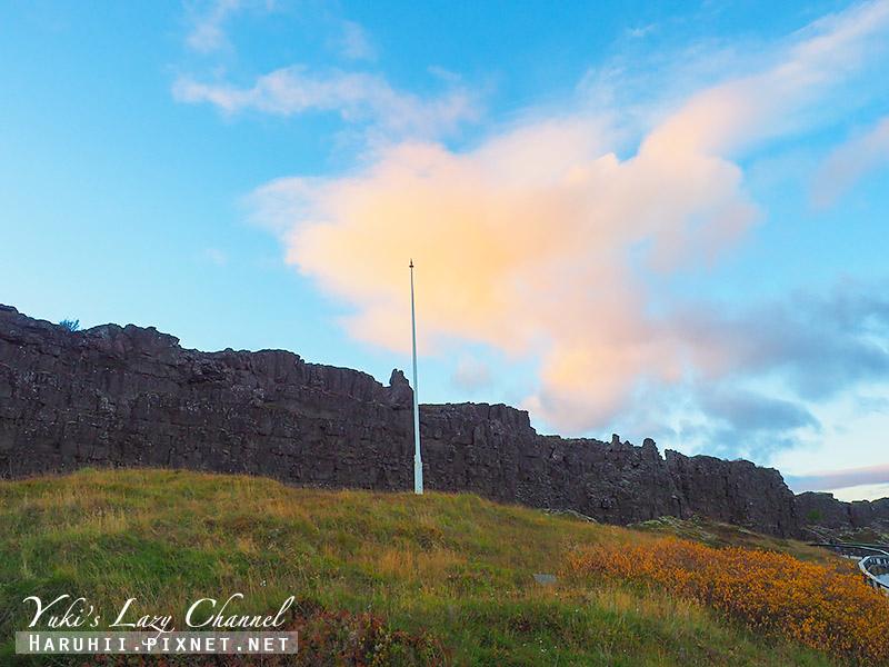 辛格韋德利國家公園 Þingvellir18