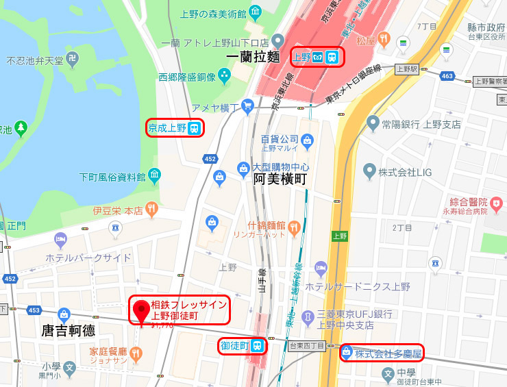 相鐵FRESA INN上野御徒町map.jpg