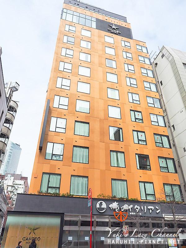 東京新橋光芒飯店Candeo Hotels Tokyo Shimbashi27.jpg