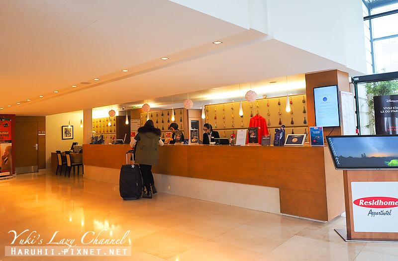 雷斯迪家瓦勒歐洲飯店Residhome Val d'Europe2.jpg