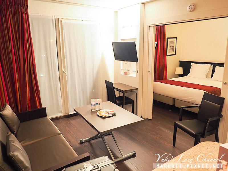 雷斯迪家瓦勒歐洲飯店Residhome Val d'Europe13.jpg
