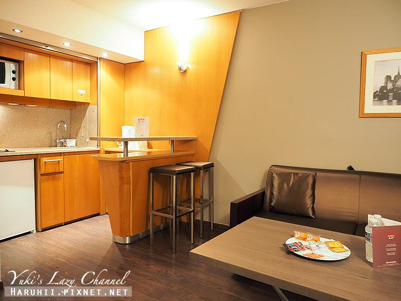 雷斯迪家瓦勒歐洲飯店Residhome Val d'Europe26.jpg