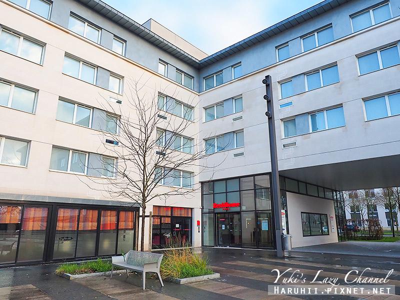 雷斯迪家瓦勒歐洲飯店Residhome Val d'Europe1.jpg