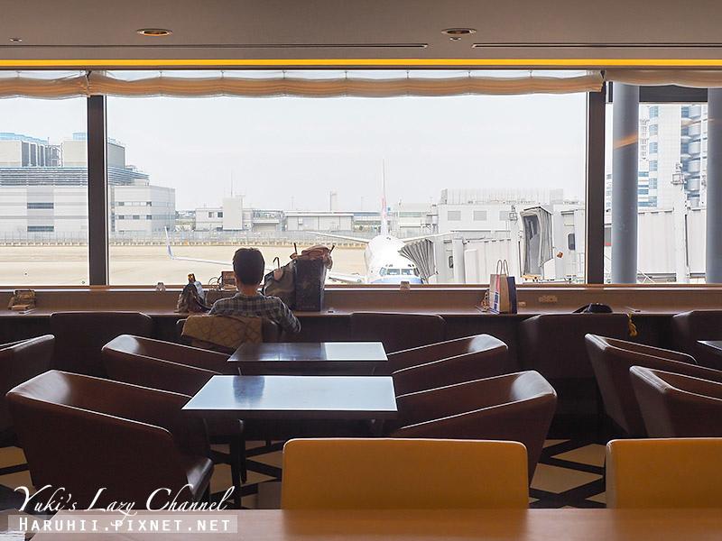 關西空港日航貴賓室sakura lounge1.jpg