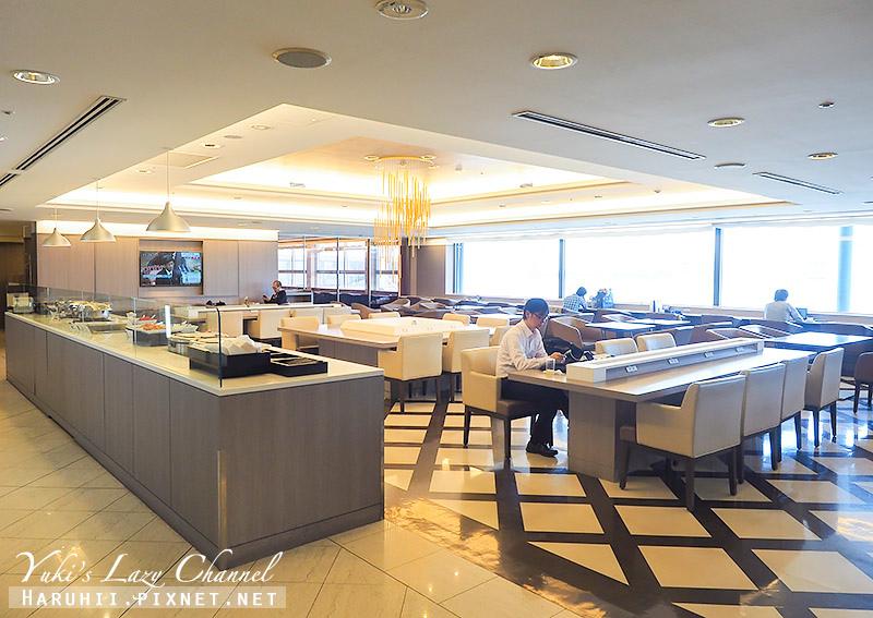 關西空港日航貴賓室sakura lounge3.jpg