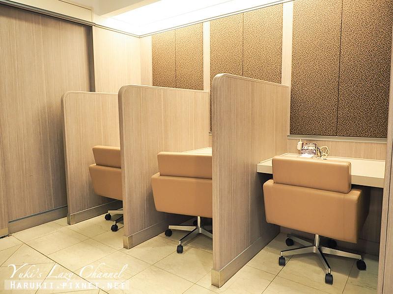 關西空港日航貴賓室sakura lounge23.jpg