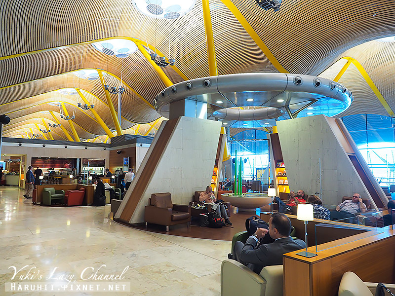 西班牙航空馬德里歐陸貴賓室Iberia MAD Vip Lounge10.jpg