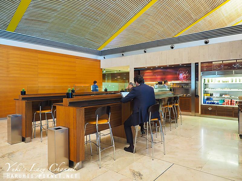 西班牙航空馬德里歐陸貴賓室Iberia MAD Vip Lounge11.jpg