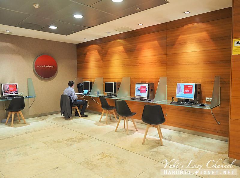 西班牙航空馬德里歐陸貴賓室Iberia MAD Vip Lounge18.jpg
