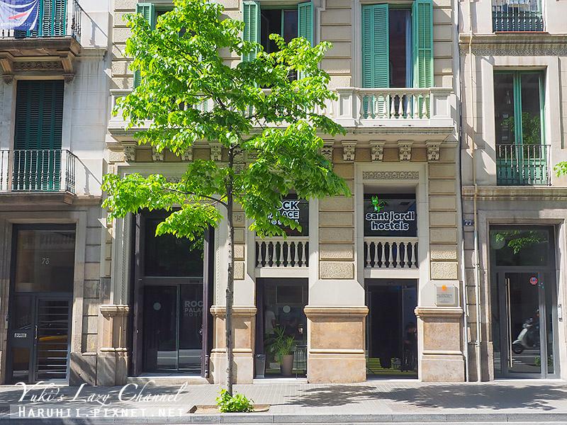 Sant Jordi Hostel Rock Palace桑特吉爾德洛克宮殿旅館.jpg