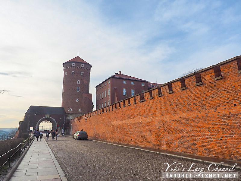瓦維爾城堡Wawel Castle1.jpg