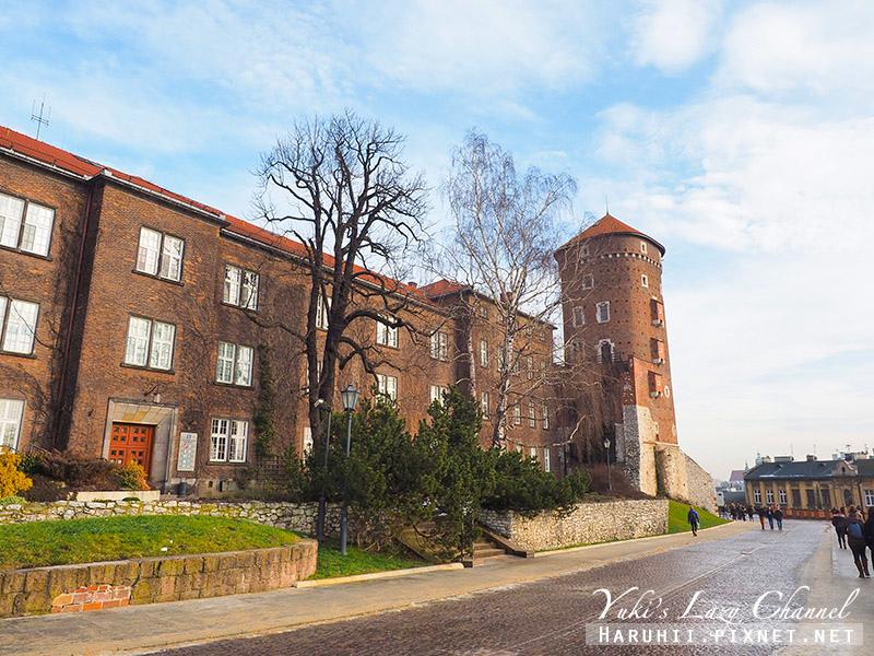 瓦維爾城堡Wawel Castle4.jpg