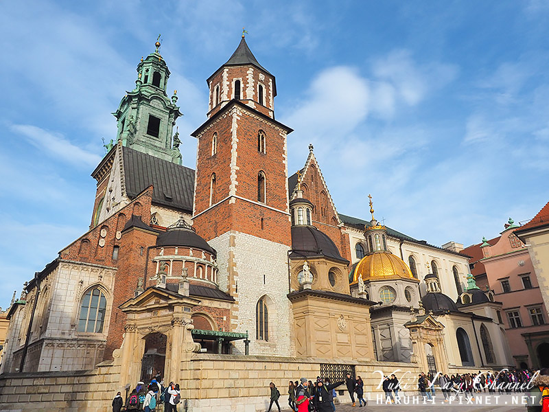 瓦維爾城堡Wawel Castle10.jpg