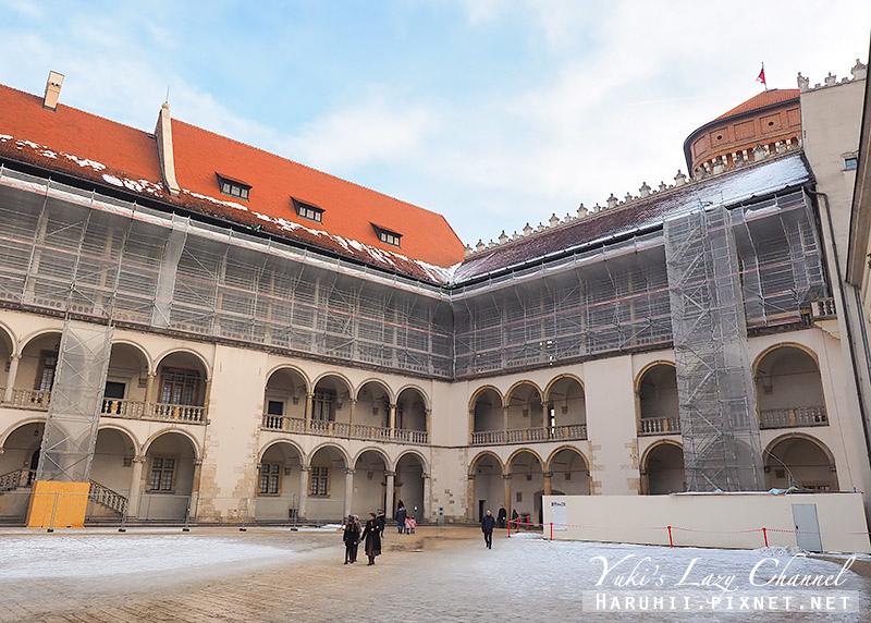 瓦維爾城堡Wawel Castle11.jpg