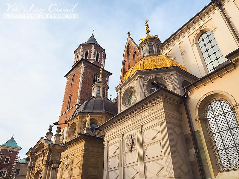 瓦維爾城堡Wawel Castle12.jpg