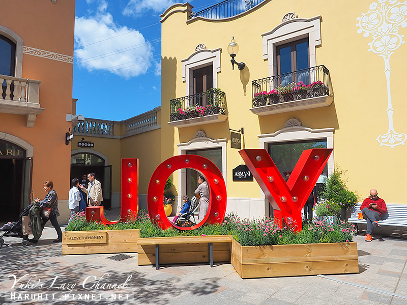 巴塞隆納Outlet La Roca Village20.jpg