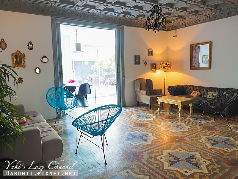 Casa Kessler Barcelona巴塞隆納卡薩凱斯勒旅館14.jpg