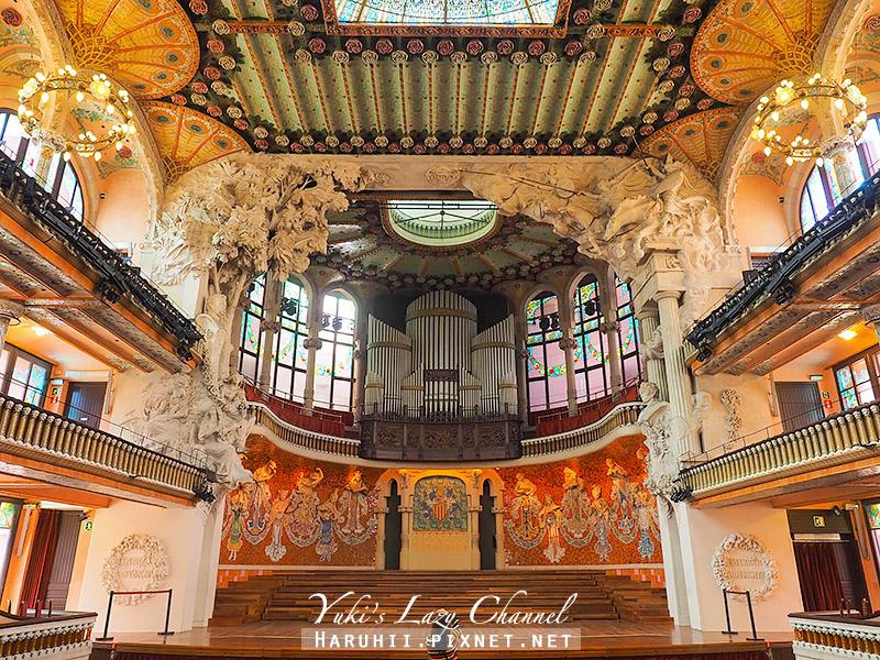 加泰隆尼亞音樂宮Palau de la Música Catalania2.jpg