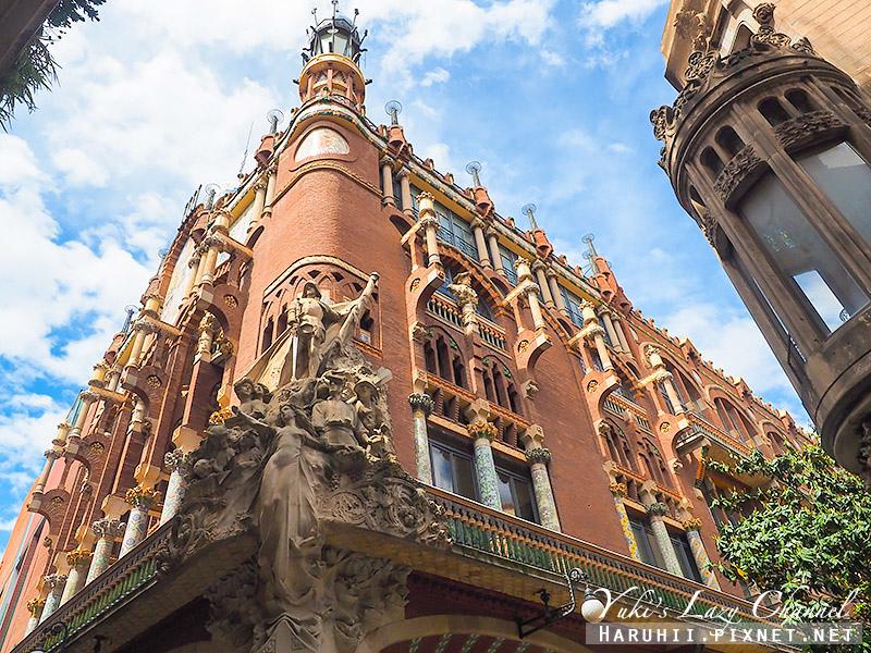 加泰隆尼亞音樂宮Palau de la Música Catalania5.jpg