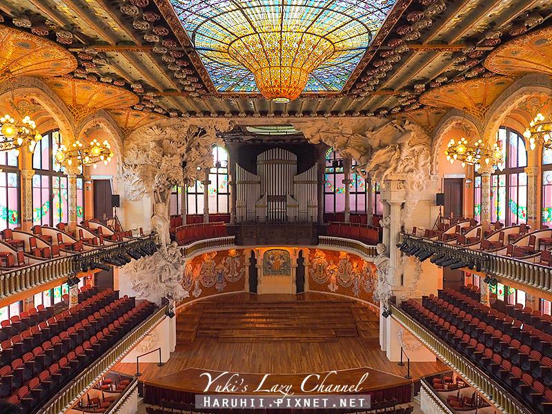 加泰隆尼亞音樂宮Palau de la Música Catalania4.jpg
