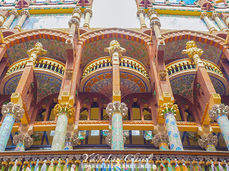 加泰隆尼亞音樂宮Palau de la Música Catalania6.jpg