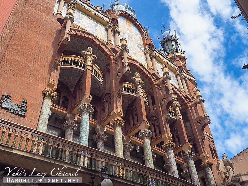 加泰隆尼亞音樂宮Palau de la Música Catalania9.jpg