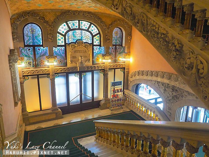 加泰隆尼亞音樂宮Palau de la Música Catalania18.jpg
