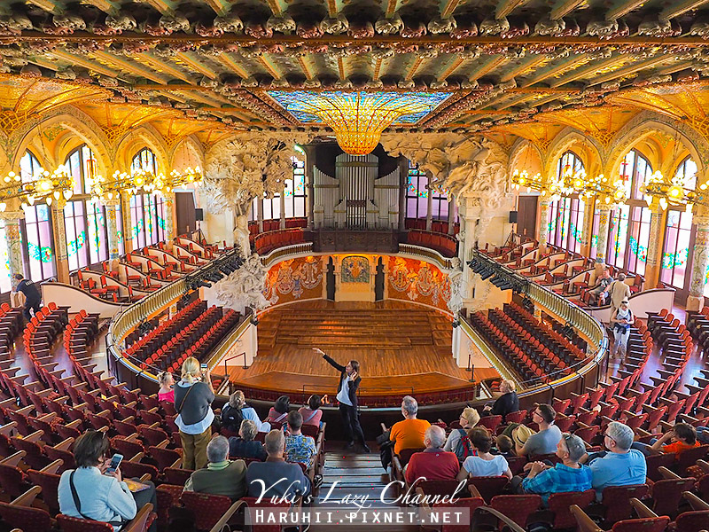 加泰隆尼亞音樂宮Palau de la Música Catalania28.jpg