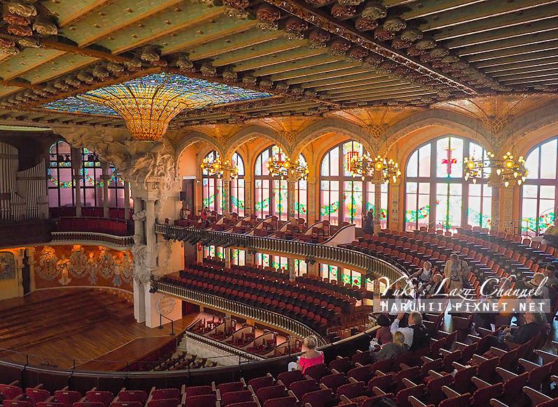 加泰隆尼亞音樂宮Palau de la Música Catalania30.jpg