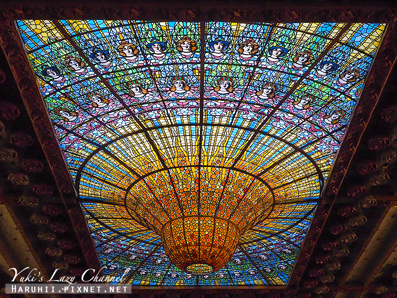 加泰隆尼亞音樂宮Palau de la Música Catalania34.jpg