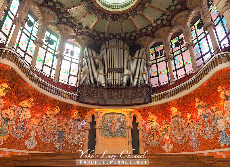 加泰隆尼亞音樂宮Palau de la Música Catalania40.jpg