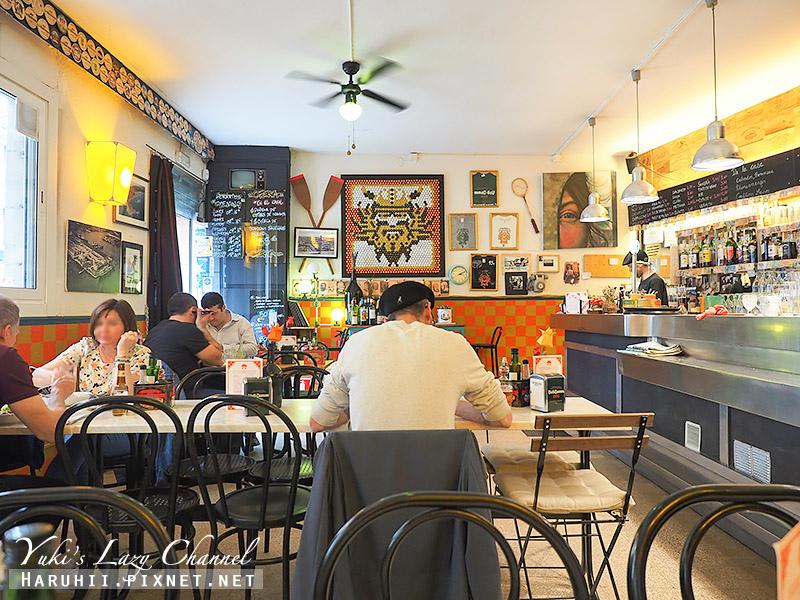 巴塞隆納美食El Casal Cafe Bar1.jpg