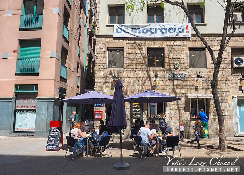 巴塞隆納美食El Casal Cafe Bar4.jpg