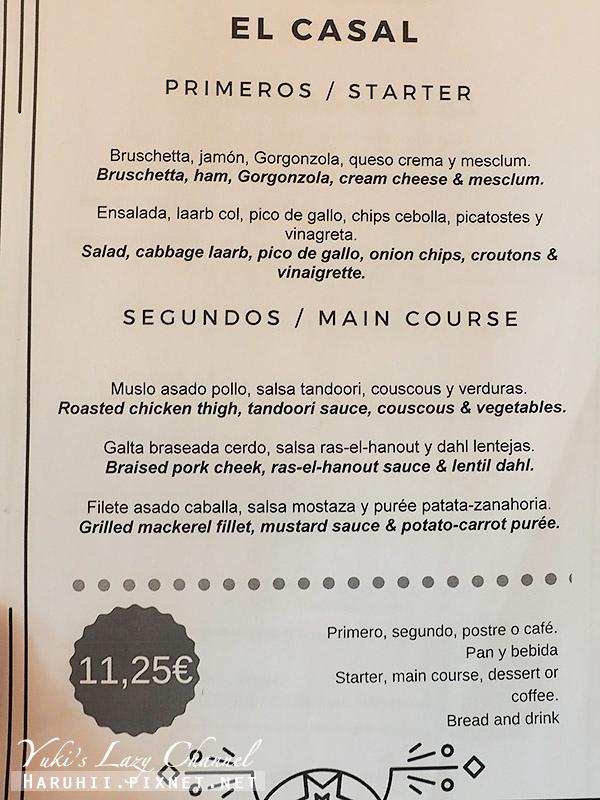 巴塞隆納美食El Casal Cafe Bar5.jpg