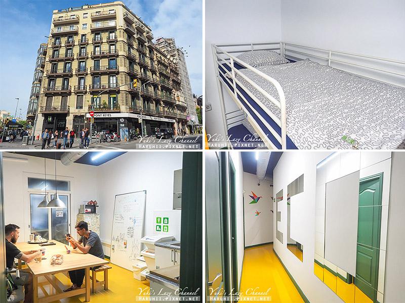 巴塞隆納綠色睡眠生態背包客旅館 Sleep Green - ECO Youth Hostel Barcelona.jpg
