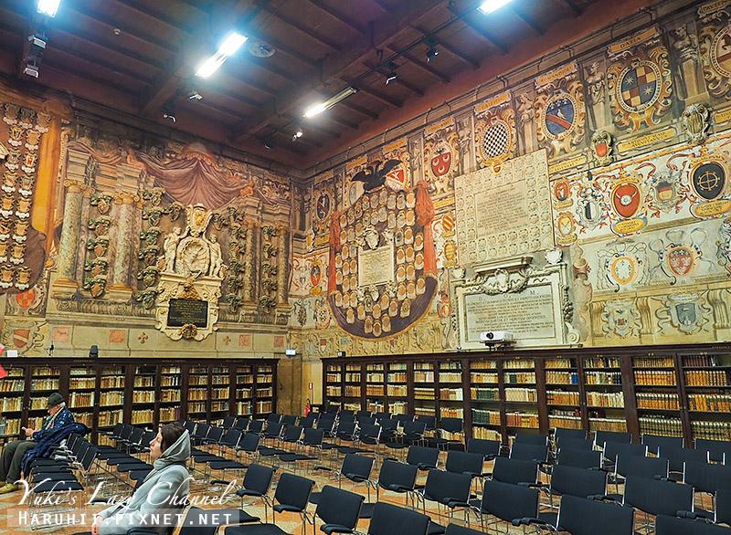 Bologna波隆那景點阿奇吉納西歐宮12.jpg