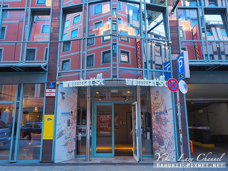 慕尼黑袋熊城市青年旅館Wombats City Hostel Munich.jpg