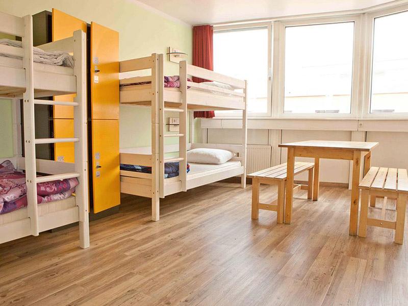 慕尼黑袋熊城市青年旅館Wombats City Hostel Munich8.jpg