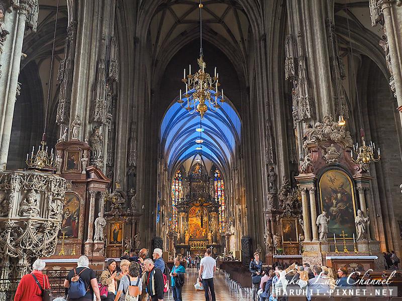 维也纳的斯蒂芬大教堂 Domkirche St. Stephan.jpg