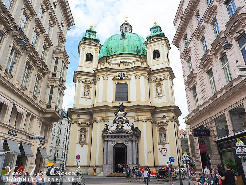 維也納聖伯多祿教堂 Katholische Kirche St. Peter2.jpg