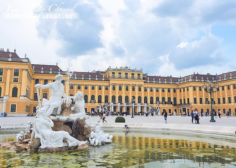 美泉宮 熊布朗宮Schönbrunn Palace1.jpg