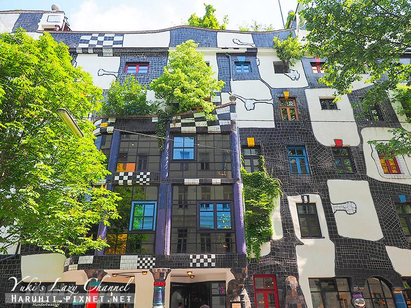 維也納藝術之家 KUNST HAUS WIEN. Museum Hundertwasser1.jpg