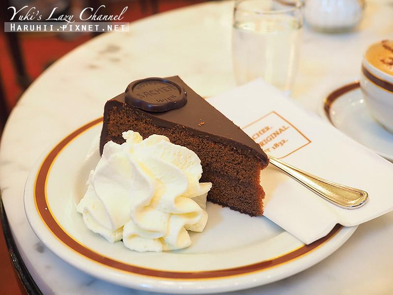 維也納必吃薩赫蛋糕Cafe Sacher.jpg
